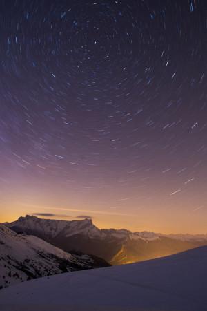 Ciel étoiles